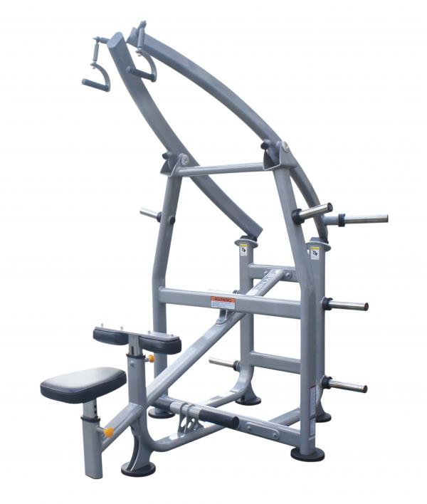 Synergy 2 plate Loaded Lat Machine