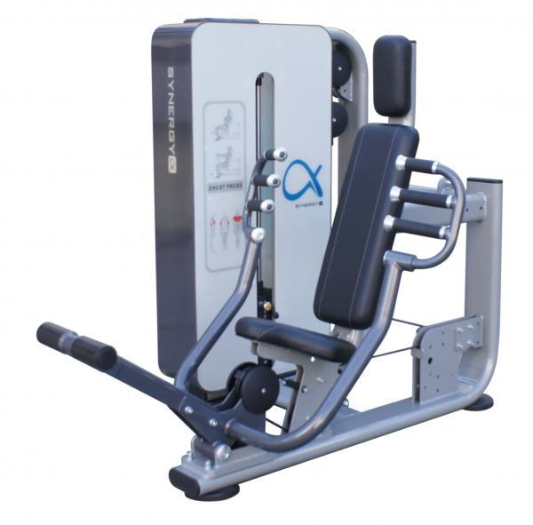 Alpha Pin Loaded Chest Press